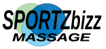 SPORTZbizz Massage Logo